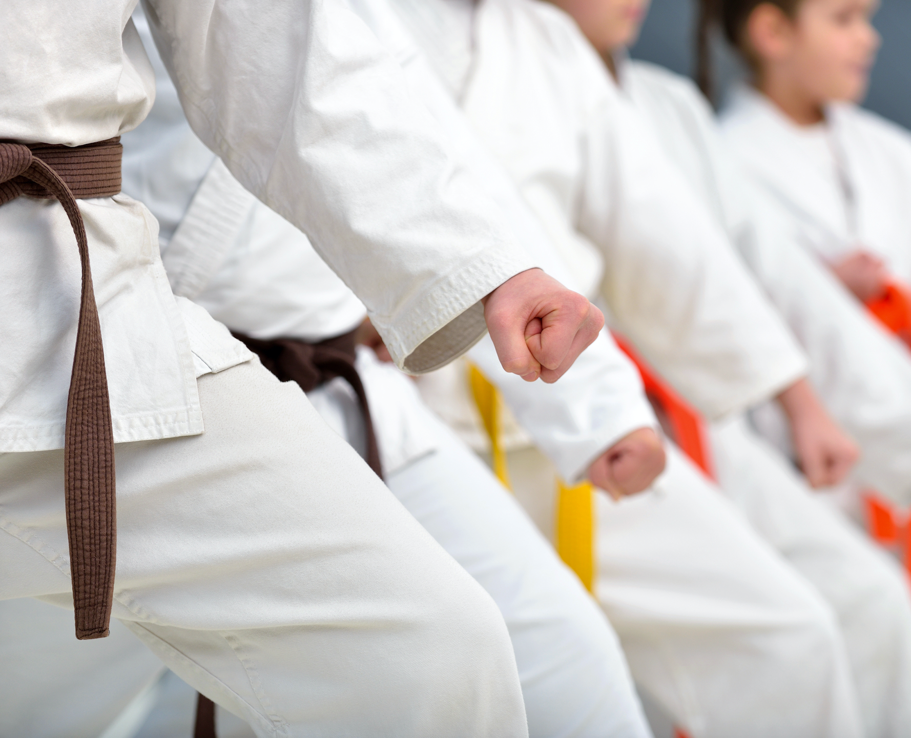 FREE Trial KARATE Class + Q&A Ages 5-7