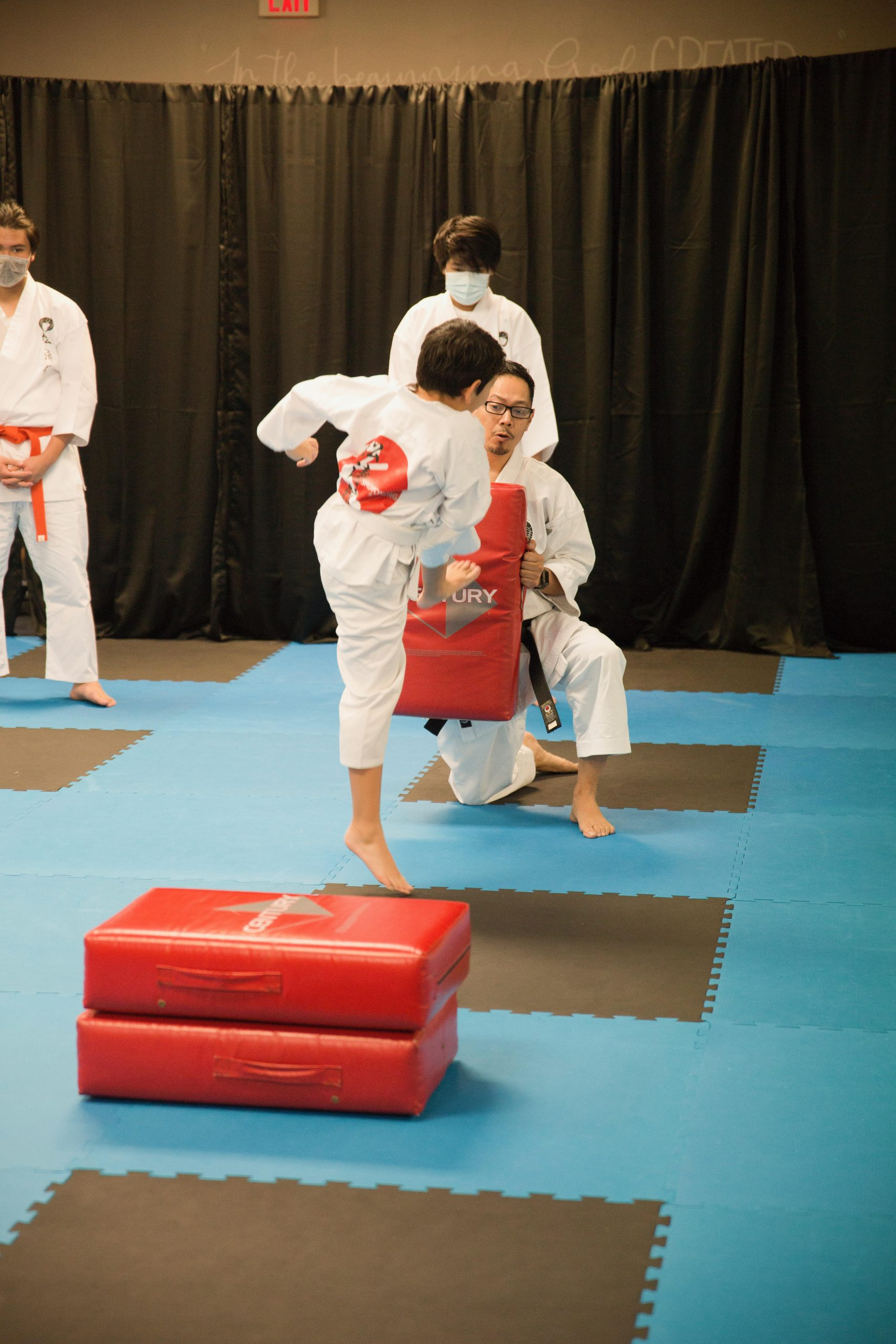 Karate Camp (Ages 8-15)